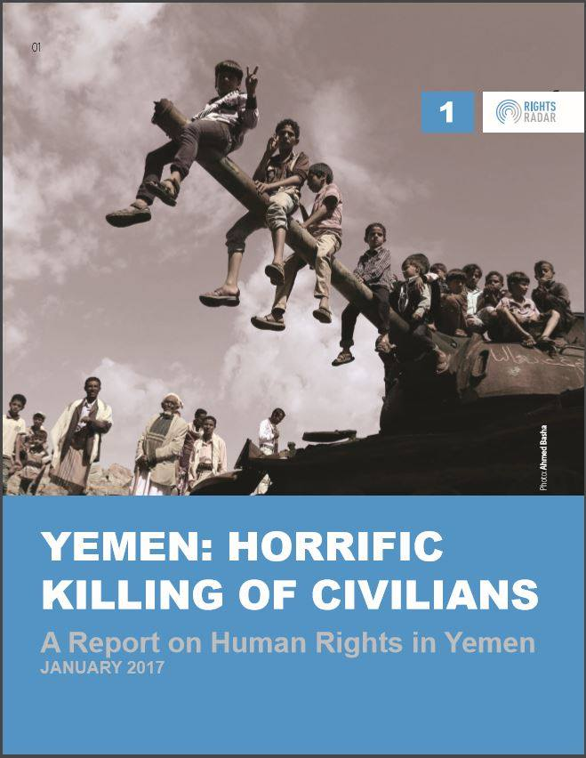 Yemen: Horrific Killing of Civilians